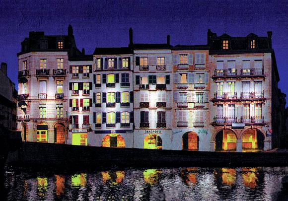 Arceaux de la Nive – Bayonne