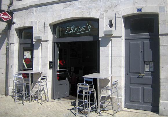 Diner's – Bayonne