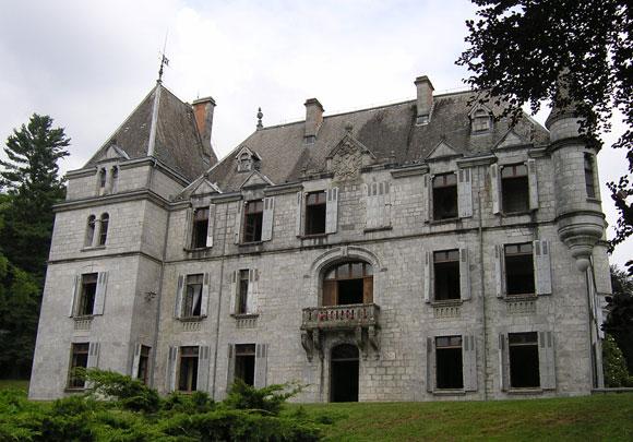 Château de LACARRE