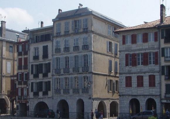 18, quai Galuperie - Bayonne